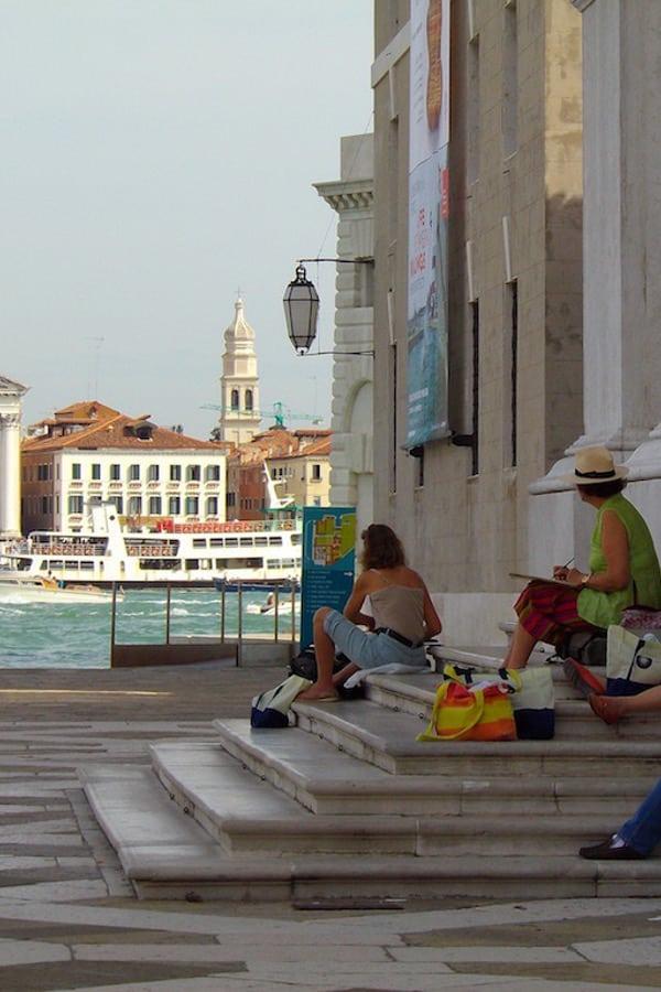 Atelier à Venise