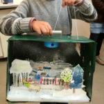 Maquette : la valise du Transsibérien
