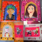 Juniors : autoportraits indiens
