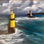 Le phare - Par Séverine